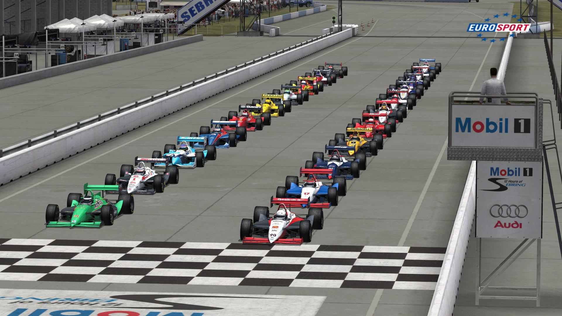 1994/1995 CART Indycar v1 1